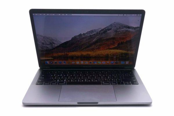 台中青蘋果3C專業二手Macbook Pro 13吋 i5 3.1G 8G 256G SSD Touch Bar 蘋果電腦