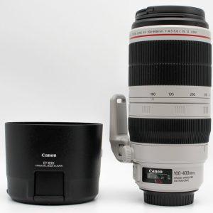 高雄青蘋果3C交換中古Canon EF 100-400mm f4.5-5.6 L IS USM 大白兔