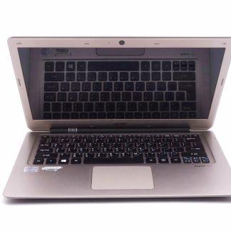 台中青蘋果3C現金收購二手 Acer Ultrabook S3-391 i5-3337U 4G 500G 二手筆電