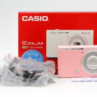高雄青蘋果3C收購二手Casio EX-ZR65 數位相機