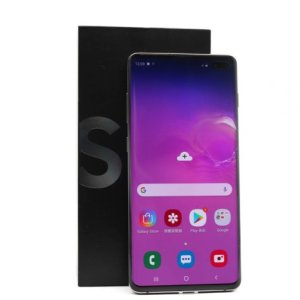 買二手手機 青蘋果3CSAMSUNG Galaxy Galaxy S10+ S10Plus G975F 128G 128GB 黑 二手手機
