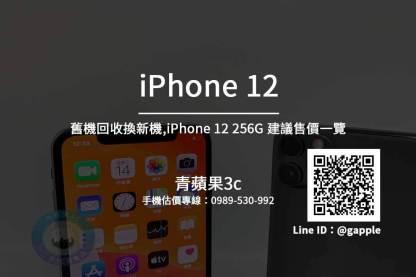 iphone12 256G