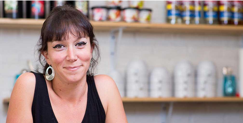 Pilar Westell, Zendo's owner