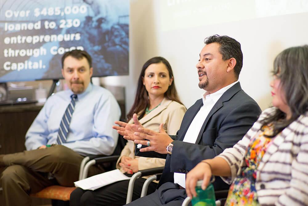 3 Living Cities Panel Speakers