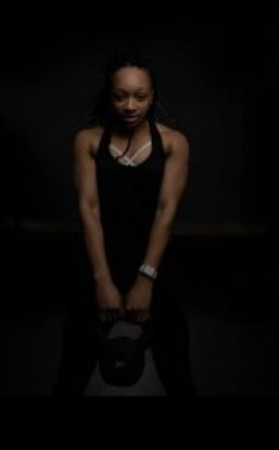 Erin Urvina Black Woman Fitness Coach Workout In Shape
