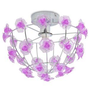 vidaXL Lubų šviestuvas 1 E14 lemputei, 40 W
