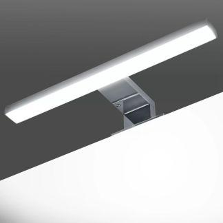 VidaXL Veidrodinis šviestuvas, 5W, šaltos baltos spalvos