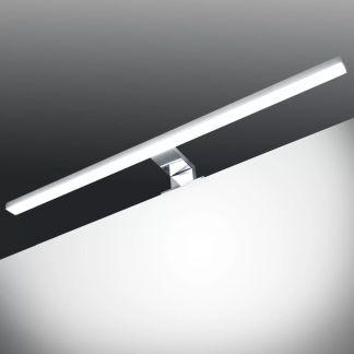 VidaXL Veidrodinis šviestuvas, 8W, šaltos baltos spalvos