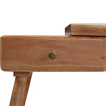 Kavos staliukas, 100x60x45cm, akacijos medienos masyvas