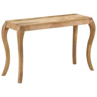 vidaXL Konsolinis staliukas, 118x38x76cm, mango medienos masyvas