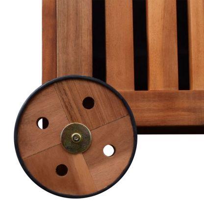 Sodo daiktadėžė, 118x52x58cm, mediena