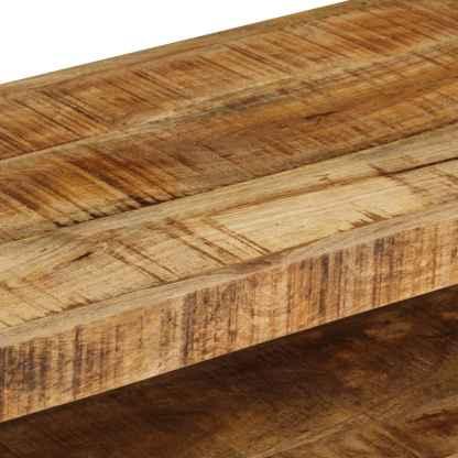 TV spintelė, 120x35x45cm, mango medienos masyvas