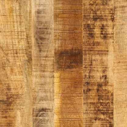 Valgomojo stalas, 220x100x75cm, mango medienos masyvas