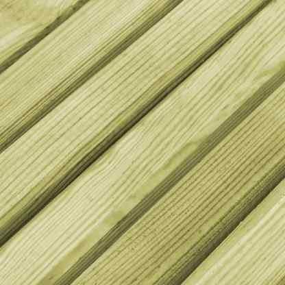 Sodo valg. suoliukas, 150×27,5x45cm, FSC impreg. pušies med.