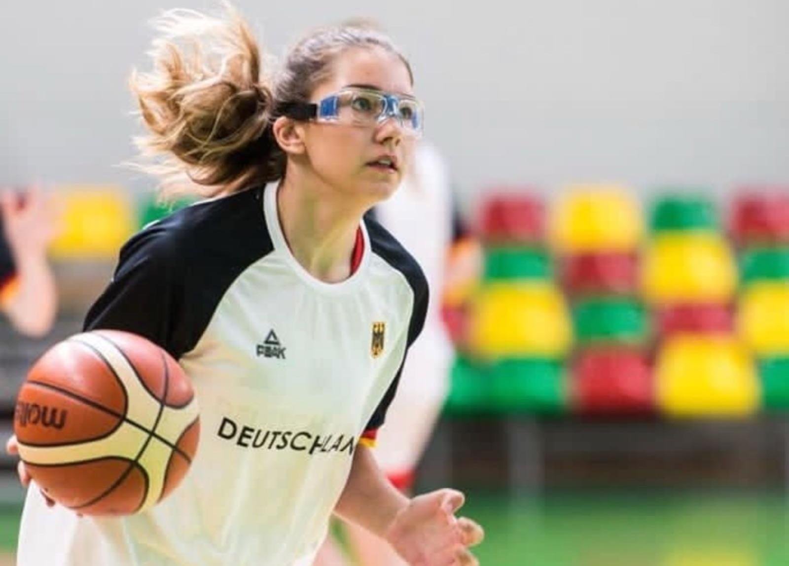 Lea Enstipp für U15-Nationalmannschaft nominiert