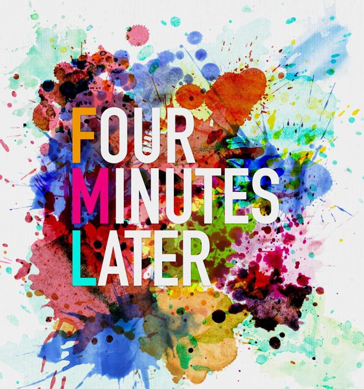 4 MINUTES LATER RELEASE CLASSIC DEBUT EP '4 MINUTES LATER'