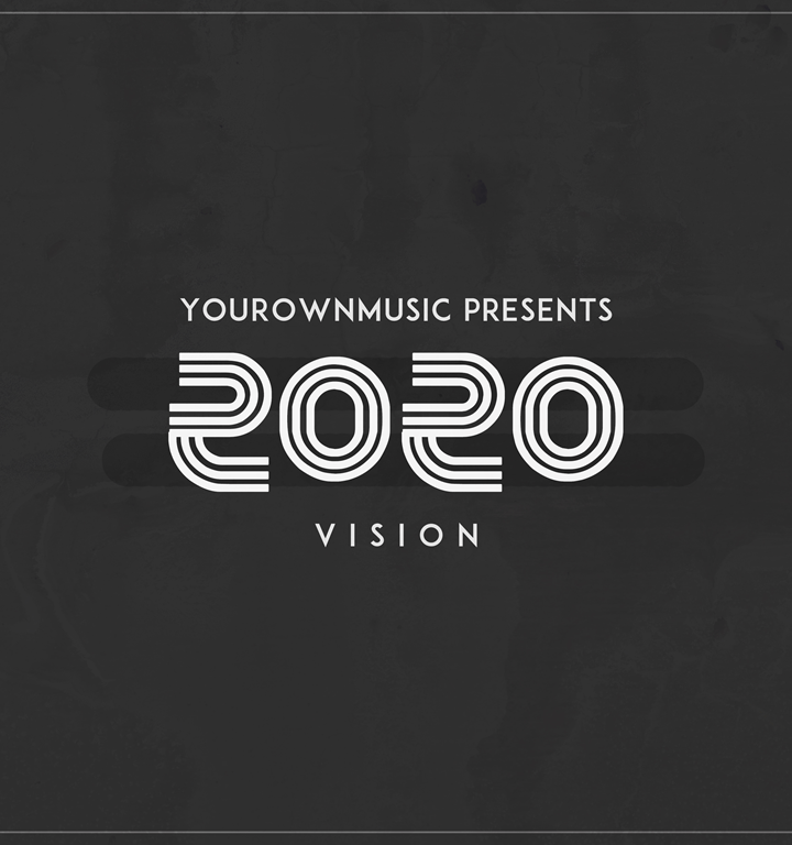 One of the biggest indie playlist curators online, Jake Shaw drops new music on his 'YourOwnMusic' label with  '2020 Vision'