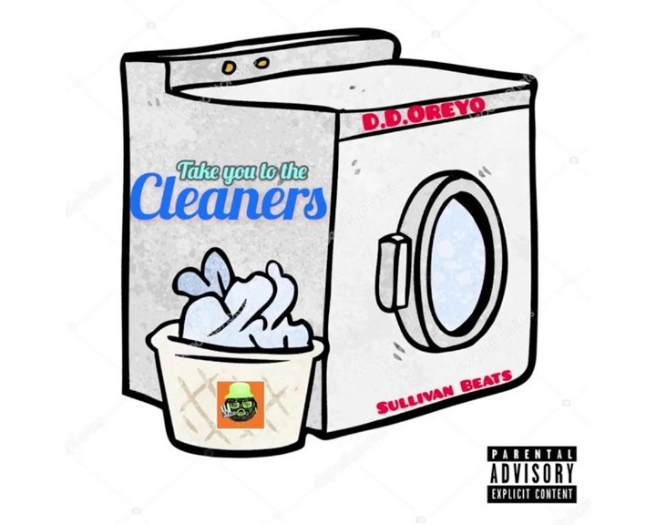 'D.D OREYO drops a phat buzzing bass and beat on the radically catchy 'Take me to the cleaners' with it's cool Rap Trap club hit swagger