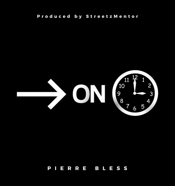 Produced by StreetzMentor, 'Pierre Bless' lets loose his new single and music video 'Right on Time'