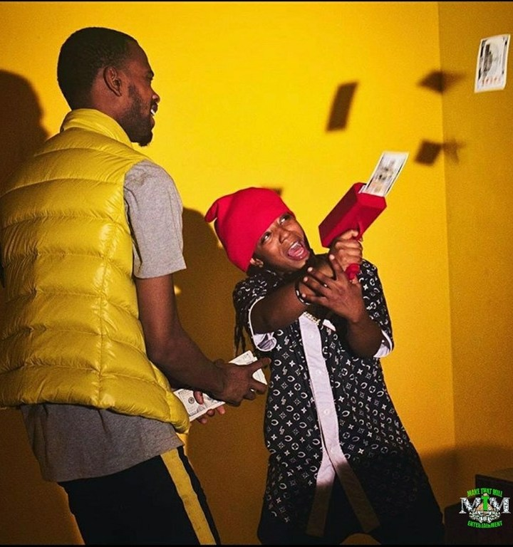 Popular Chicago Artist Spenzo hits the Citybeats with Detroit Female Artist ToySoulja on OFFICIAL VIDEO 'THEY MAD'