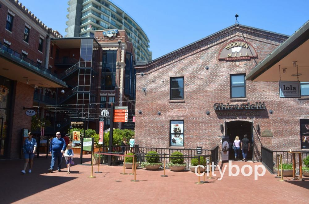 Ghirardelli Square (San Francisco) - BEST Things To Do - CityBOP
