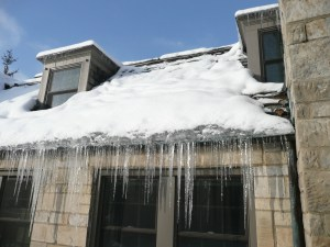 How to Take Care of your Roof in Winter, Calgary