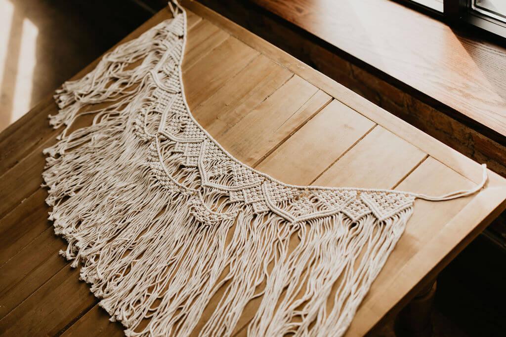 boho weave
