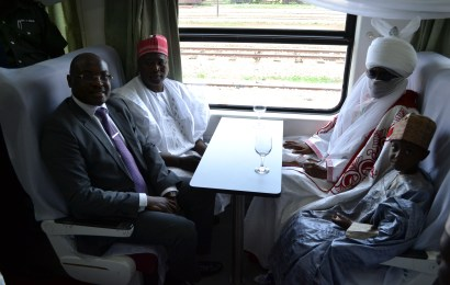 NRC flags off Kano – Port Hacourt trains services