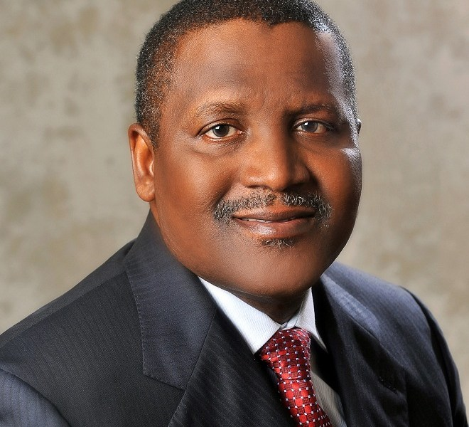 Dangote remains Africa's richest person, says Forbes