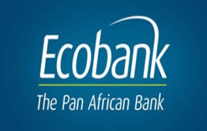 Ecobank targets 40m customers in five years, retains 405 branches in Nigeria