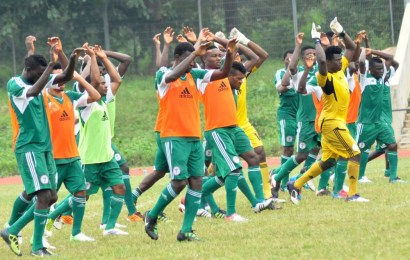 2018 World Cup Qualifier: Glo Charges Super Eagles To Beat Swaziland