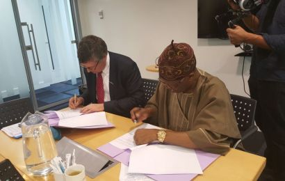 Ministry signs MoU with British Council on dormant festivals, traditional games