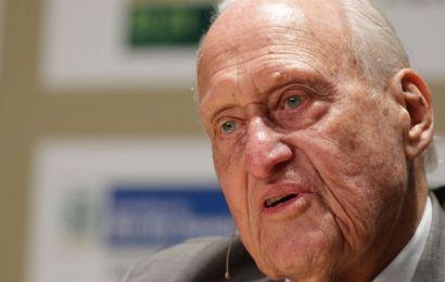 Havelange, former FIFA President dies at 100
