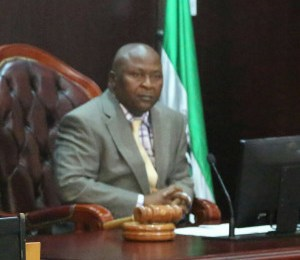 Delta Speaker holds town hall meeting in Sapele today