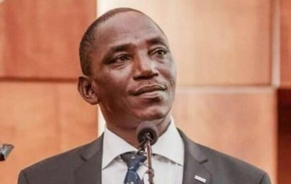 Pay Siasia his emoluments, Dalung tells NFF