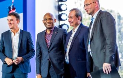 Elumelu seeks stronger business tiers between Africa, France