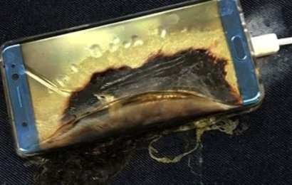FG bans Samsung Galaxy Note 7 on airlines