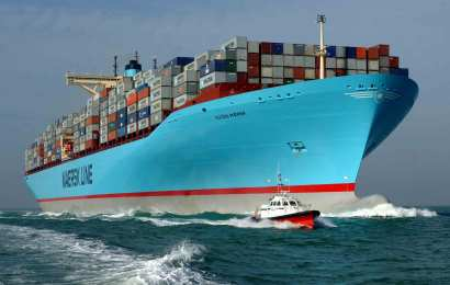 Big Ocean Data gets contract for Maersk Line's Vessel Tracking