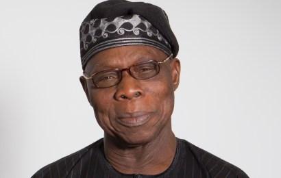 Obasanjo denies report on Buhari's second term
