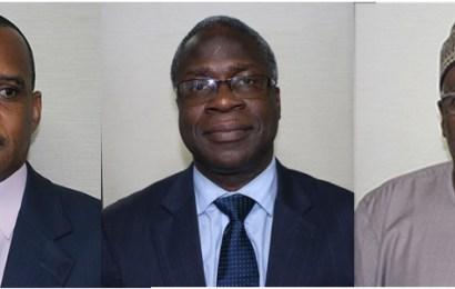 Meet New Executive Directors of NIMASA