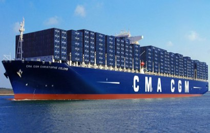 CMA CGM to build world's largest boxships