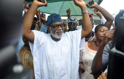 Akeredolu pledges to work for Ondo
