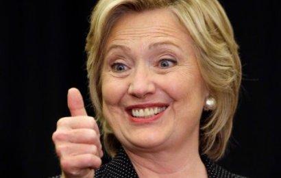Clinton maintains lead over Trumph
