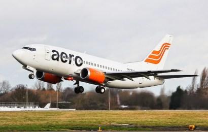 Aero Contractor Begins Flight Services To Bauchi, Maiduguri