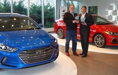 Auto Journalists honour Hyundai Elantra with two awards