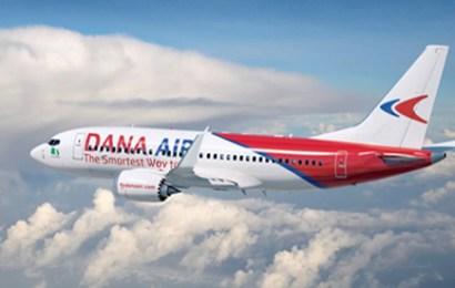Dana Air resumes flight operations