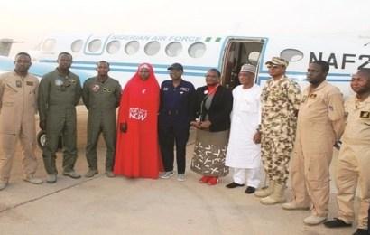 Chibok Girls: Minister, BBOG group, others in Sambisa Forest