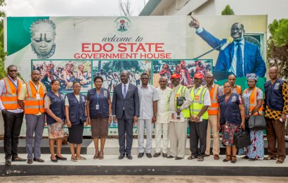 Edo, WHO partner to improve state's healthcare