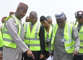Abuja Airport Runway Now 57.5% Completed, says  Minister