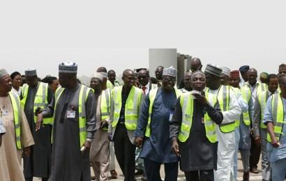 Buhari lauds re-opening Of Abuja Airport